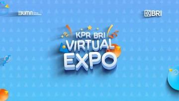 KPR BRI Virtual Expo 2021 Sukses Gaet Milenial - Tobapos